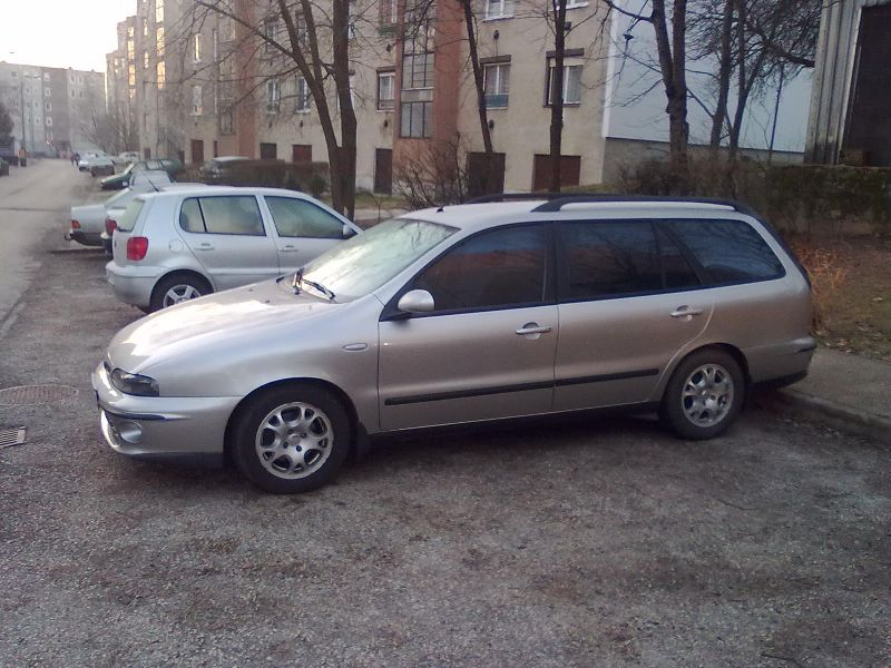 huborka » Fiat Marea Weekend (1551)