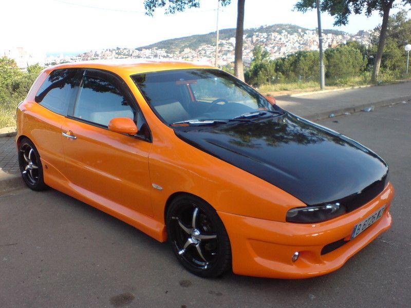 Narancs-fekete Bravo (1)
