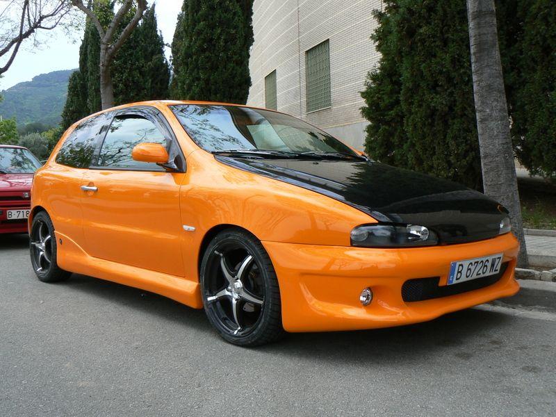 Narancs-fekete Bravo (3)