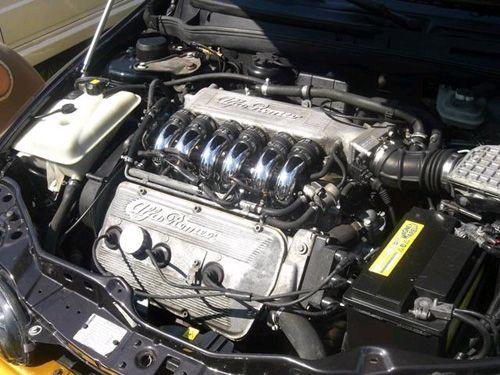 155 2.5 V6 motoros német Bravo (3)
