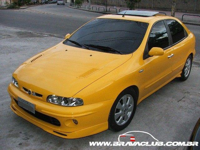 Brazil sárga Brava HGT (1)